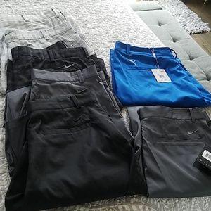 Bundle set! Men's Nike/Puma golf shorts